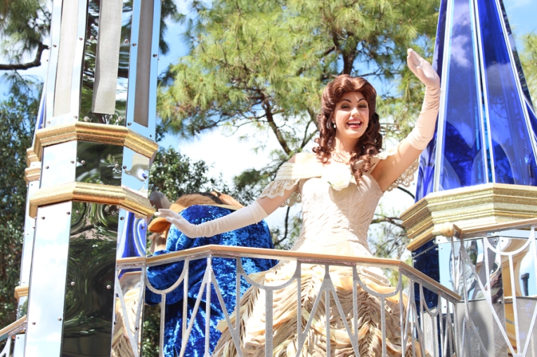 Cat Landrum - Disney Parade