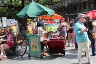 French Quarter Festival - Cat Landrum