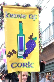 Cat Landrum - Krewe of Cork