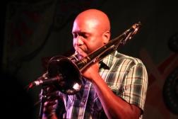 Jazz in the Park - Cat Landrum