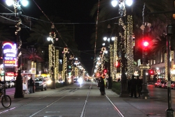 Canal Street Christmas - Cat Landrum