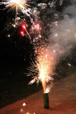 Cat Landrum - Fireworks