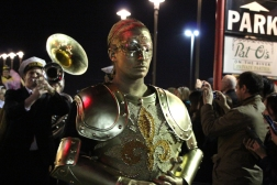 Krewe de Jeanne d'Arc - Cat Landrum