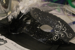 Pride's Black and White Masquerade - Cat Landrum