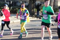 New Orleans Rock 'N' Roll Marathon - Cat Landrum