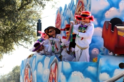 Krewe of Pontchartrain - Cat Landrum