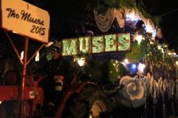 Krewe of Muses - Cat Landrum