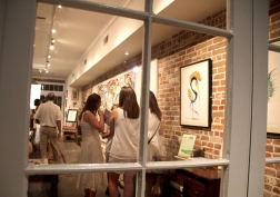 White Linen Night - Cat Landrum