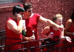Red Dress Run - Cat Landrum