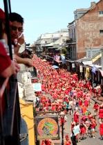 Red Dress Run - Cat Landrum