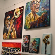 Gallery B. Fos - Art for Art's Sake - Cat Landrum